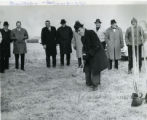 Airport Golf Course Ground Breaking
