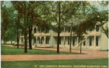 11th Company Barracks, Columbus Barracks, Ohio.
