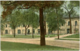 10th Company Barracks, Columbus Barracks, Ohio.