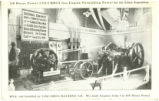 150 horse power Columbus Gas Engine furnishing power for the entire exposition.