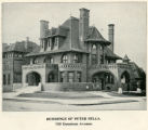 Residence of Peter Sells