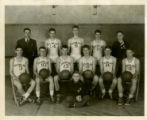 Dublin High School basketball team