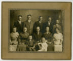 Family of George Franklin Good and Mary Ann Dick