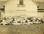 The Graham Family Reunion of 1918