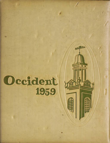 Columbus Yearbook Collection