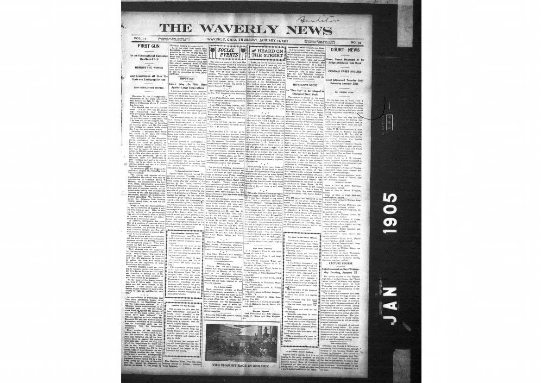 Waverly News 1904-10-06to1906-09-270168 - Garnet A  Wilson