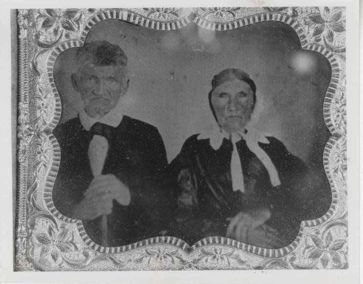 Griffith Thomas and Sarah Mickey Thomas - Dublin Memories -