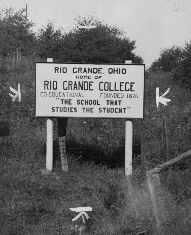 Rio Grande College >> Rio Grande College Columbus Citizen Journal And Columbus